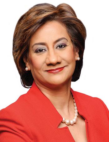 Karen Darbasie - Group Chief Executive Officer
