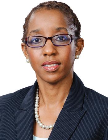 Lindi Ballah-Tull - Head Legal, Compliance and Governance (Group Corporate Secretary)