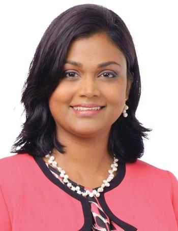 Sana Ragbir - Group Chief Risk Officer