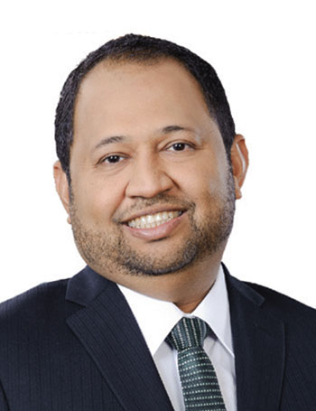 Shiva Manraj Group Chief Financial Officer