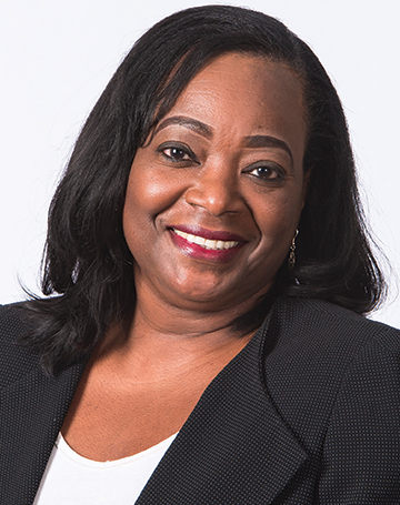 Mrs Cynthia Reddock-Downes (Chief Executive Officer)