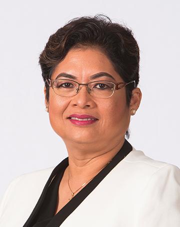 Dr. Kim Mallalieu (Deputy Chairman)