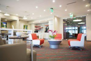 Main Business Lounge Regus, Invader's Bay Tower