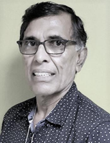 Nazamudin Mohamed Managing Director