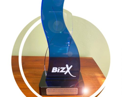 "Prestige Business Publications receives its Award for ""Best Business Publication"""