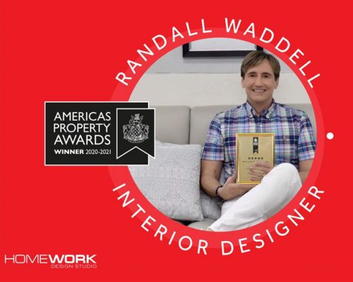 HomeWork Design Studio caps Interior Design Award for Trinidad and Tobago from International Property Awards