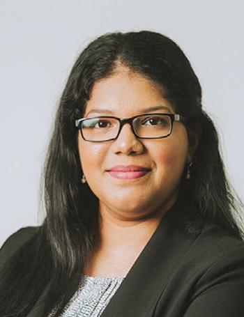 Shanta Ramnarine - Senior Project Controls Manager