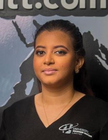 Salisha Mohammed Customer Service Specialist
