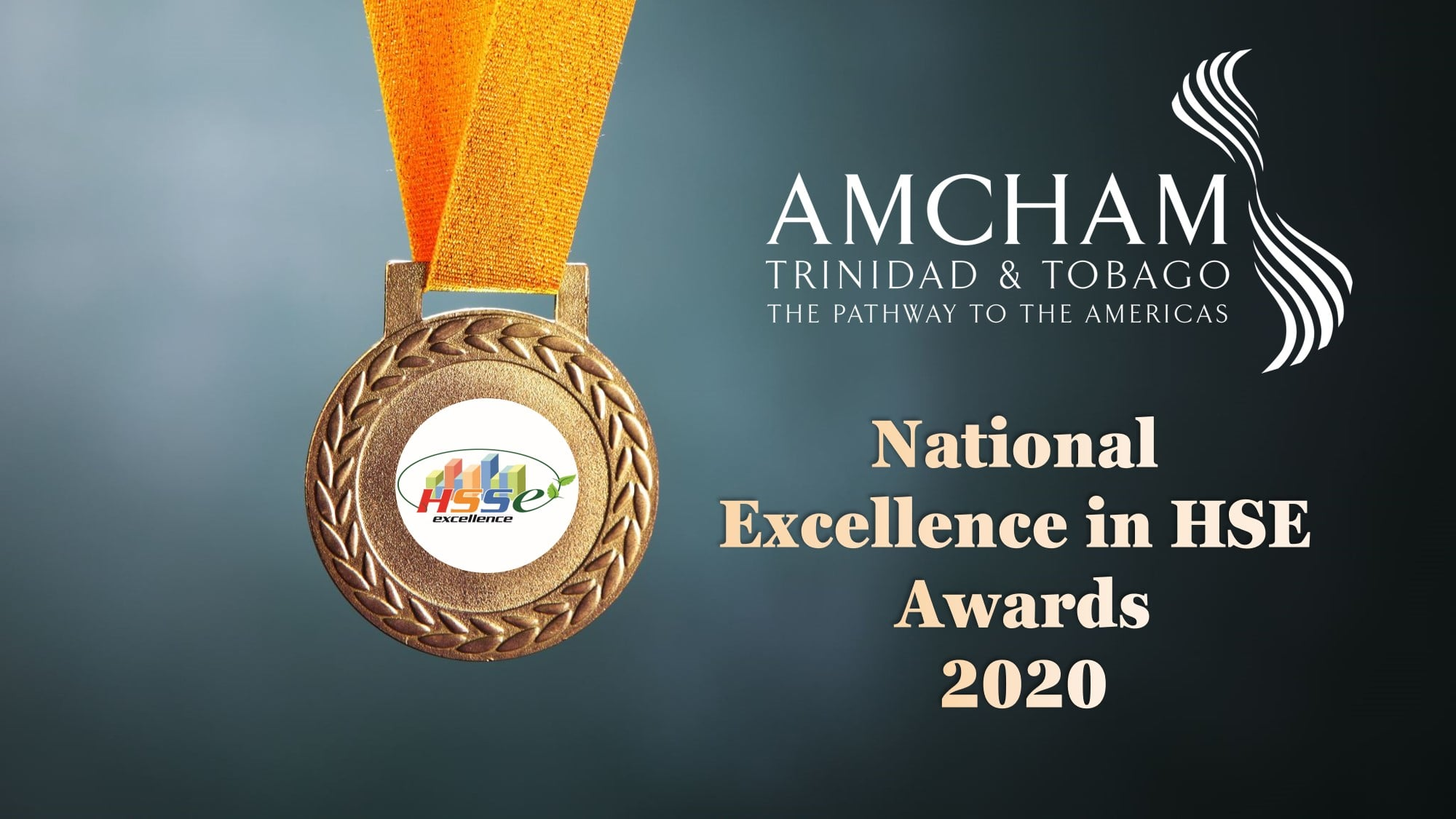 AMCHAM T&T HONOURS HSE EXCELLENCE at its 10th ANNUAL NATIONAL EXCELLENCE in HSE AWARDS