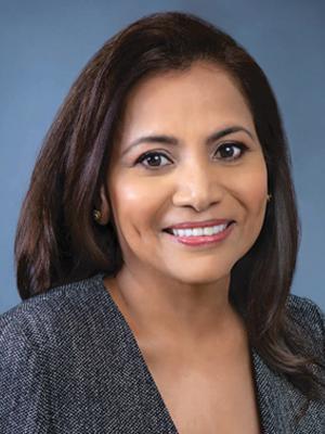 Patricia Ghany - President