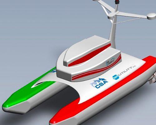 CSA Ocean Sciences Inc. and SeaRobotics Corp. Enter Into Joint Development of Advanced ASV Platform