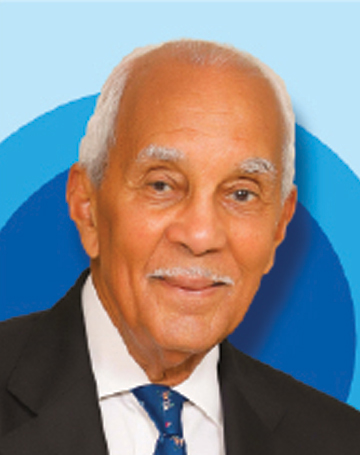 Hon. Dennis Lalor O.J., ACII Chairman and CEO of ICWI Group Limited