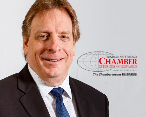 Mr. Charles Pashley – Newly appointed President of the Board of Directors of the T&T Chamber
