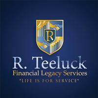 R. Teeluck Logo