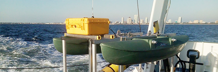 CSA Scientist Collaborates with Marine Acoustic Experts at USF's College of Marine Science