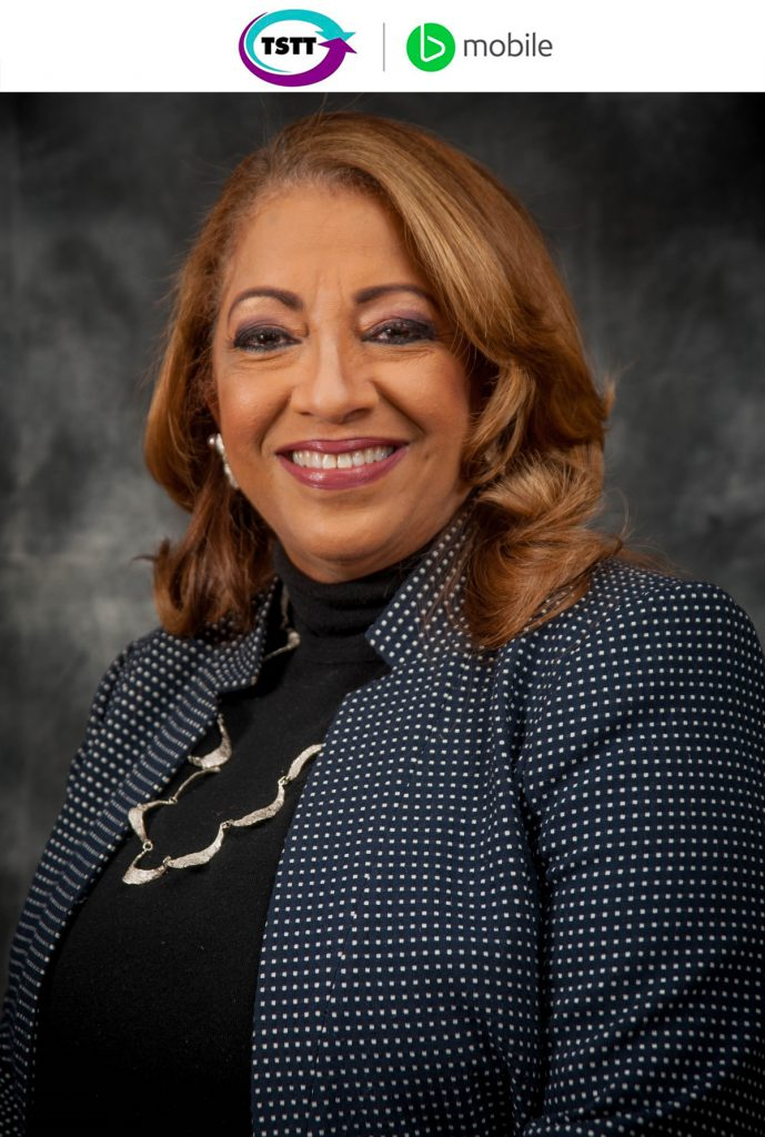 Lisa Agard Chief Executive Officer TSTT