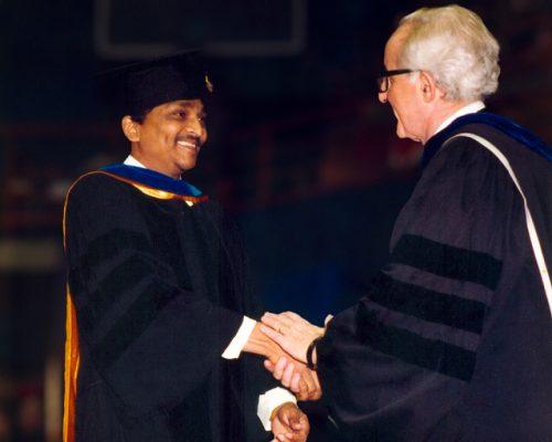 Dr Kumar Mahabir of Trinidad and Tobago appointed at the University of Guyana