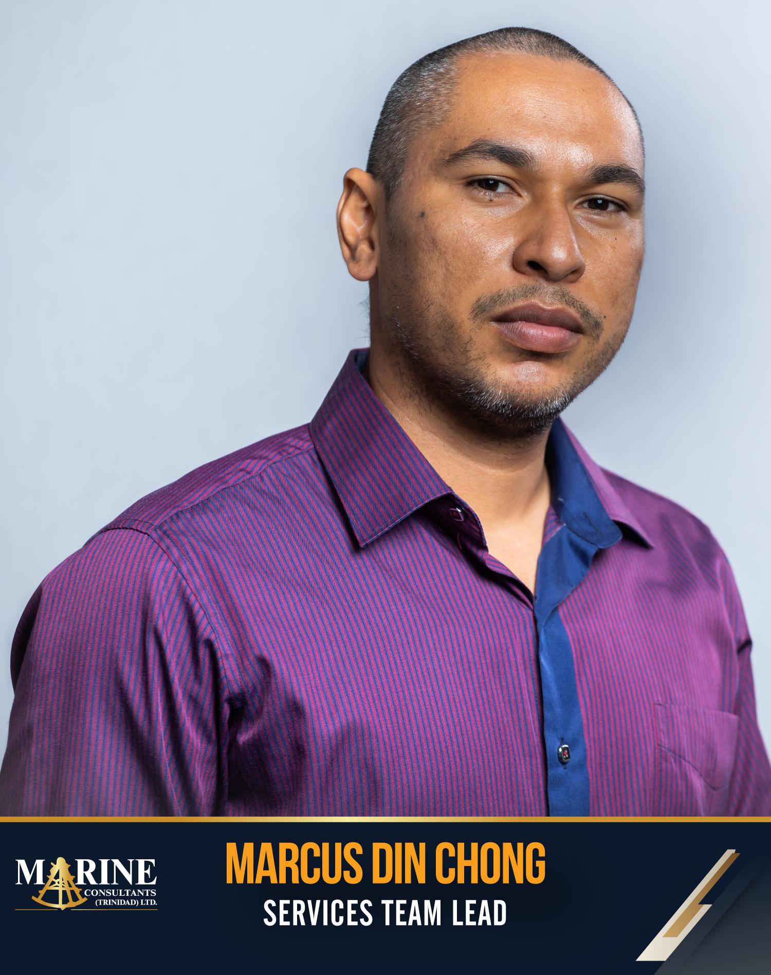 Marcus Din Chong