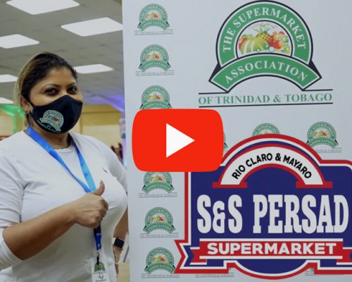 The Supermarket Association of Trinidad and Tobago's with their Vaccination Drive – Thank you