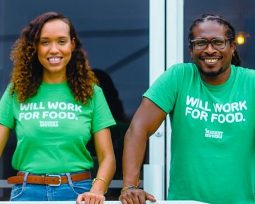 D'Market Movers Launches T&T's First Click & Collect Grocery