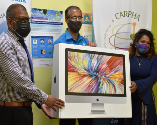 CARPHA and Republic Bank Limited Collaborate on Technological Advancement and Innovations
