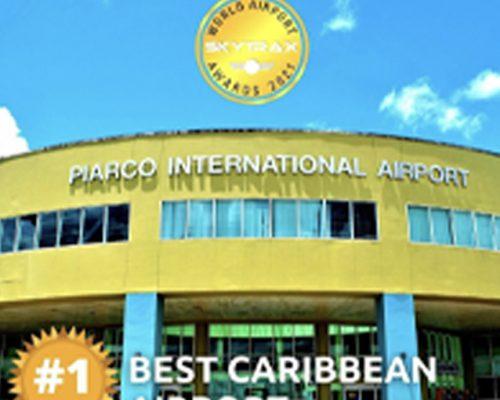 Piarco International Airport Ranks Best Airport in the Caribbean