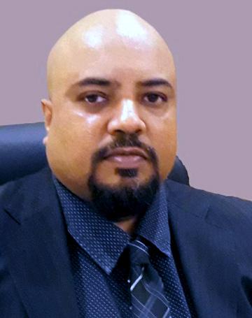 Eshwar Salickram General Manager Hot-Hed Trinidad Ltd.