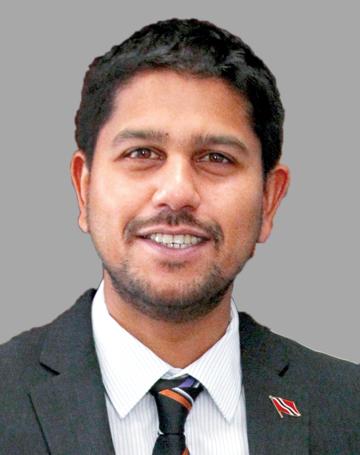 Rajiv Diptee - President