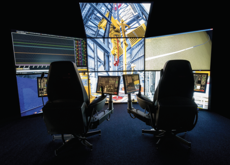 Relyon - Drill Simulator