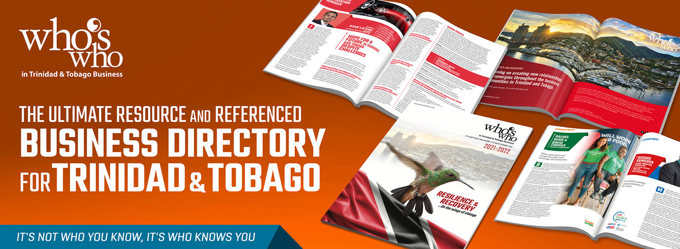 Business Directory For Trinidad and Tobago