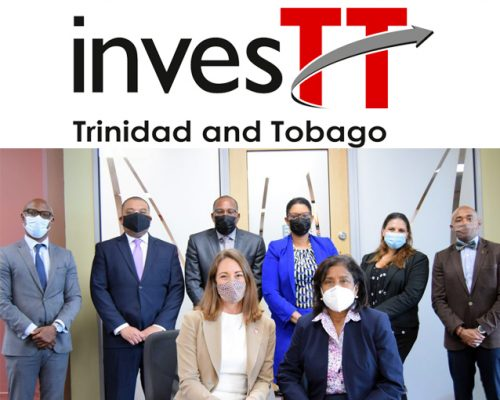Trade and Industry Minister Welcomes The New Board of InvesTT