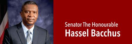 Senator The Honourable Hassel Bacchus - Attaining Digital Nation Status for Trinidad and Tobago
