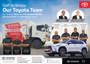 TOYOTA Trinidad and Tobago Limited