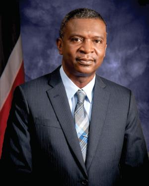 Senator The Honourable Hassel Bacchus