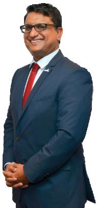 Nirad Tewarie - Chief Executive Officer, AMCHAM